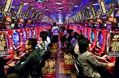 Try Your Luck in a Panchinko Parlor - 16 Fun and Interesting Things to Do in Japan - EnkiVillage