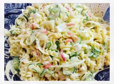"""「かにかまのマカロニサラダ」  """"Crab stick Macaroni Salad"""" 1900pm - 0230am  ph. 09078778319  #店内禁煙 #insb  http://ift.tt/2fmr5fR"""