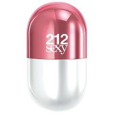 212 Sexy Pills - Carolina Herrera