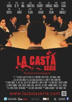 Altra web serie iscritta. Da guardare e votare. #LaCasta