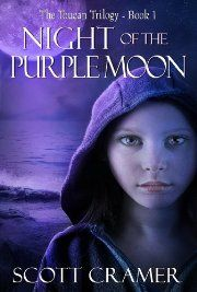 5 Free Novels 10-17-12: Night of the Purple Moon, Rocky Mountain Oasis, Wraith, A Night of Horrors, Ninth Crossing.