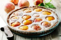Peach season is officially here, and we've got the best peach and nectarine dessert recipes you'll eat all summer! Pie Dessert, Dessert Recipes, Bons Desserts, Nectarine Dessert, Ready Made Pie Crust, Plums And Peaches, Patisserie Fine, Cooking Time, Cooking Recipes
