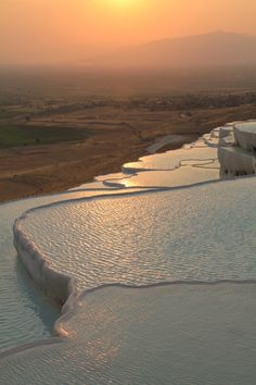 Places I have been - Pamukkale, Turkey  ~Repinned Via Aini Arif