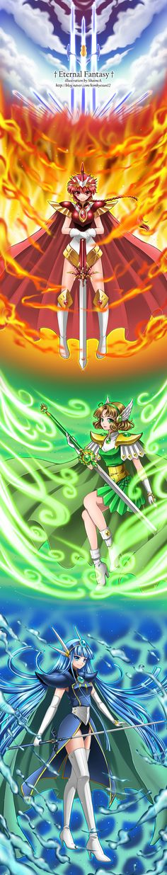 anime magic knight rayearth sub indo movie