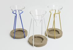 the Pour Over coffee maker by Australian designer Bjorn Rust