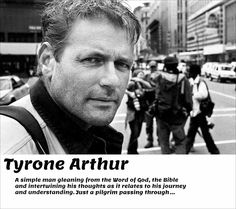 Tyrone Arthur: The will of God