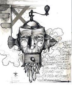 Tattoo Artwork by Peter Aurisch