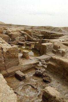 ancient mari | Ancient city of Mari in Syria under threat | Gadling.com