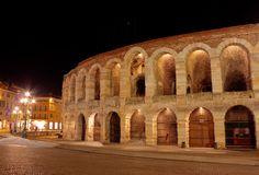 Arena di Verona. A roman amphitheater at Verona, Italy