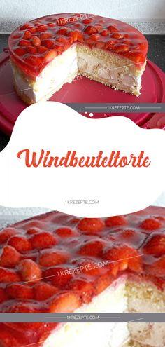 windbeuteltorte #windbeuteltorte #torte
