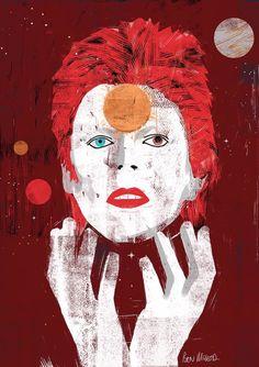 David Bowie Tribute by Ben Mcleod