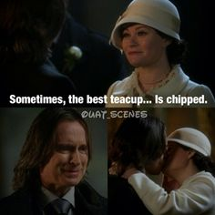 Sometimes, the best teacup.... is chipped.