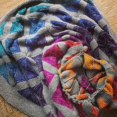 Ravelry: Shawl in a Ball project gallery
