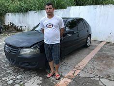 Homem é preso por receptação e adulteração de sinal identificador de veículo