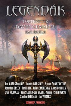 Legendák - Történetek David Gemmell emlékére (700x1050)
