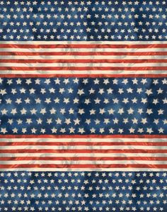 Stars  Stripes ~ free graphic.