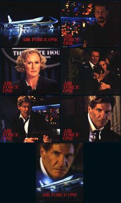 Great movie... Air Force One...