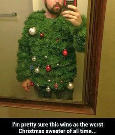 Funny Ugly Christmas Sweaters In The History Of The