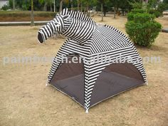 Camping Tent Looks Like House   kids tent/toys/animal style/zebra play tent/education tool,View toys ...