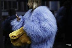 frenchy-style:Woman  London Fashion Week   SS15  love