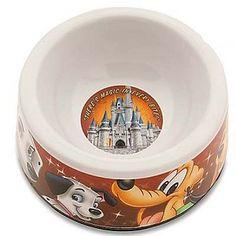 Disney Pet Bowl - Disney Dogs