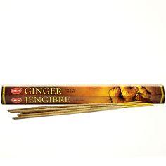 HEM Ginger Incense