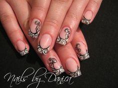 Zeljana♥ by danicadanica - Nail Art Gallery nailartgallery.nailsmag.com by Nails Magazine www.nailsmag.com #nailart