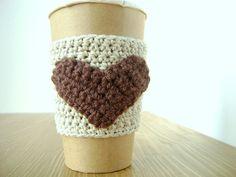 coffee cozy heart