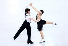On February 22, 2010, Tessa Virtue and Scott Moir became Canada's and North America's first-ever Olympic Ice Dance Champions.