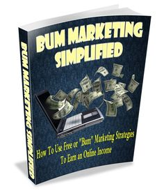 Bum Marketing Simplified | Avery Thompson Online