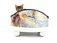 Special Offers - Smucci Too! Pet Beds Designer Dog Bed or Cat Bed (Aqua Rock Medium) - In stock & Free Shipping. You can save more money! Check It (November 03 2016 at 02:29PM) >> http://dogcollarusa.net/smucci-too-pet-beds-designer-dog-bed-or-cat-bed-aqua-rock-medium/