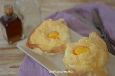 Cestas de huevos nubes | La cocina perfecta