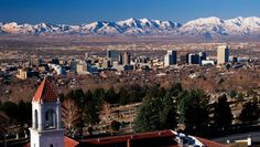 Salt Lake City is Utah's capital and gateway to the state's renowned ski resorts, scenic national parks and recreational areas.