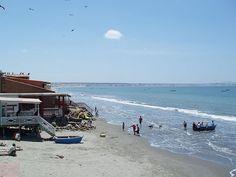 Colan, Piura, Peru