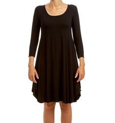 NOEMI DRESS BLACK via Jascha online store. Click on the image to see more!