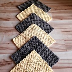 Crochet Cottage Cloth crochet crochet pattern dishcloth #ad