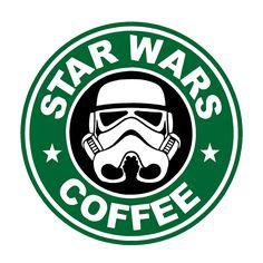 Star Wars Coffee #instathreds - https://instathreds.co/product/star-wars-coffee