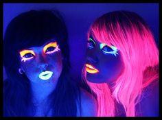 Audience FX; Glow FX. Special effects die oplichten met blacklights