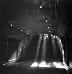 Métro, © 1953, Lucien Hervé