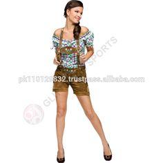 Check out this product on Alibaba.com App high quality damen lederhose,high qualitylederhosen,ladeis bavarian lederhose,ladies shorts,lederhose kurz,kurz,trachten shorts