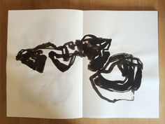 Abstract painting – Ink on paper Olivier Umecker Inspiration Art, Art Abstrait, Art Sketchbook, Drawing, Art Pictures, Artwork, Abstract Art, Painting, Ink