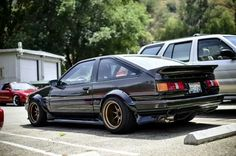 Perfect AE86