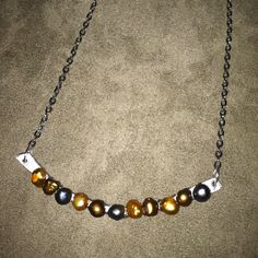 Variation on the Anthropologie necklace