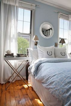 See more images from 10 nightstands that are not nightstands on domino.com