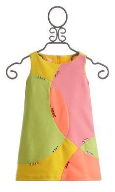 Biscotti Mod About You Girls Dress $66.00
