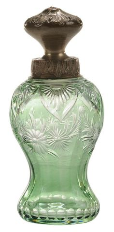 Perfume Bottle, English, late 19th century, probably Thomas Webb & Sons or Stevens & Williams.