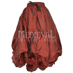 Satin Mid-Length Skirt - JD-0012 by Medieval Collectibles
