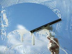 5 knep för skinande rena fönster