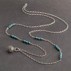 długi naszyjnik - Biżuteria ArsNeo