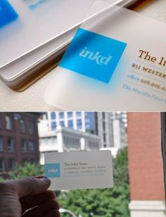 36 More Awesome Business Cards for Inspiration